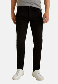 Mango - JUDE - Jeans Skinny Fit - black - 0