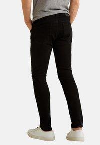 Mango - JUDE - Jeans Skinny Fit - black - 2