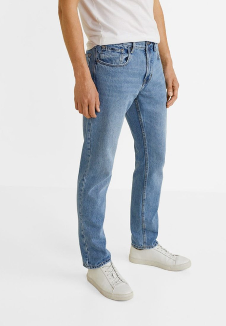 Mango - BOB - Jeans straight leg - light blue