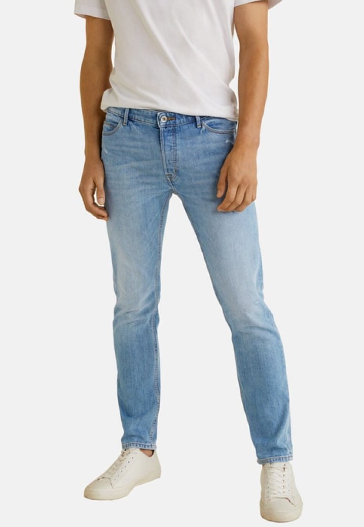 Mango - TIM - Straight leg jeans - light blue