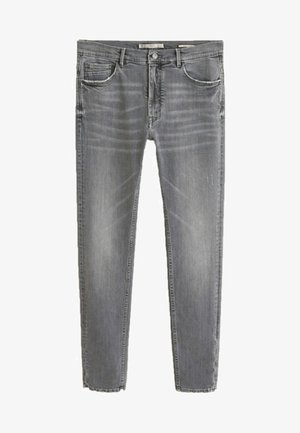 JUDE - Jean slim - grey denim