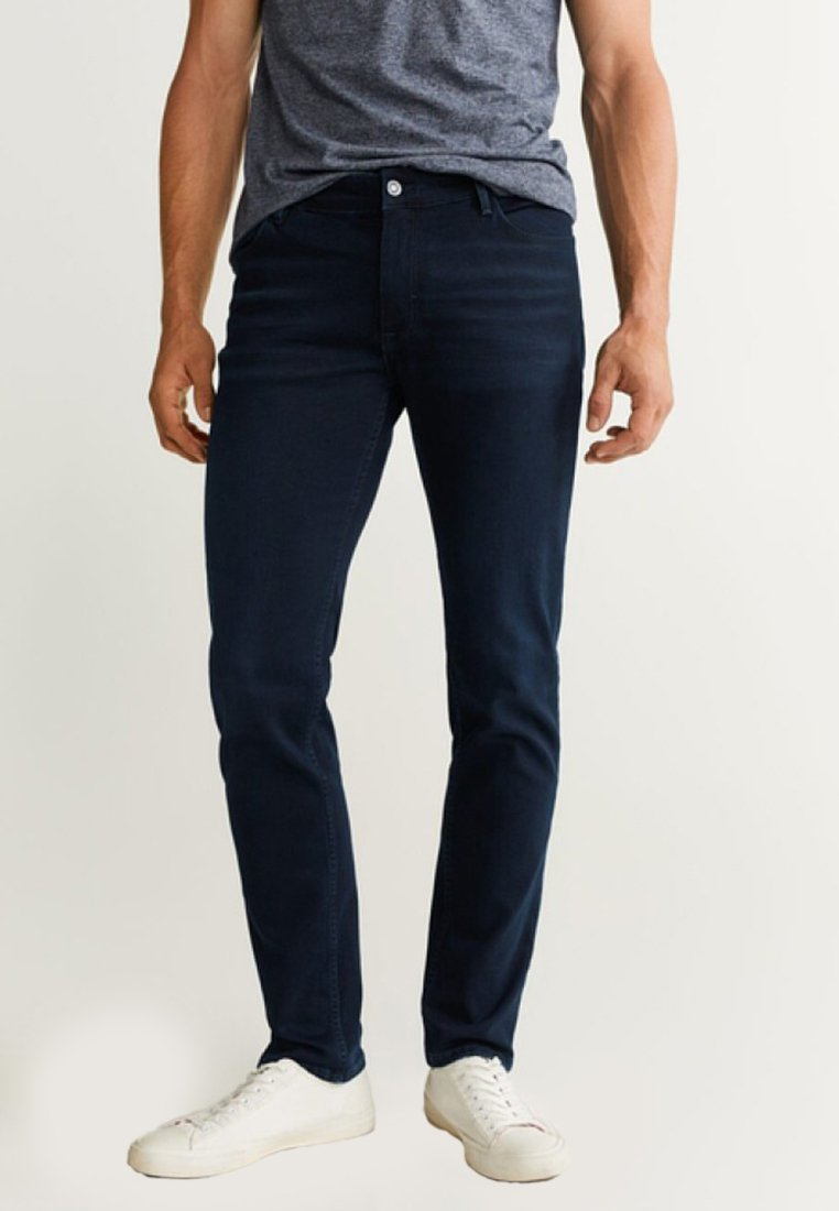 Mango - PATRICK  - Slim fit jeans - intense dark blue