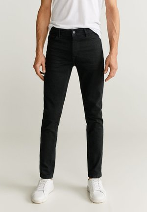 JUDE - Jeans slim fit - black denim