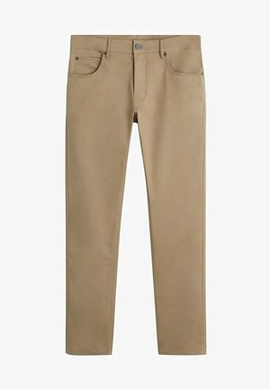 PISA - Pantalon classique - medium brown