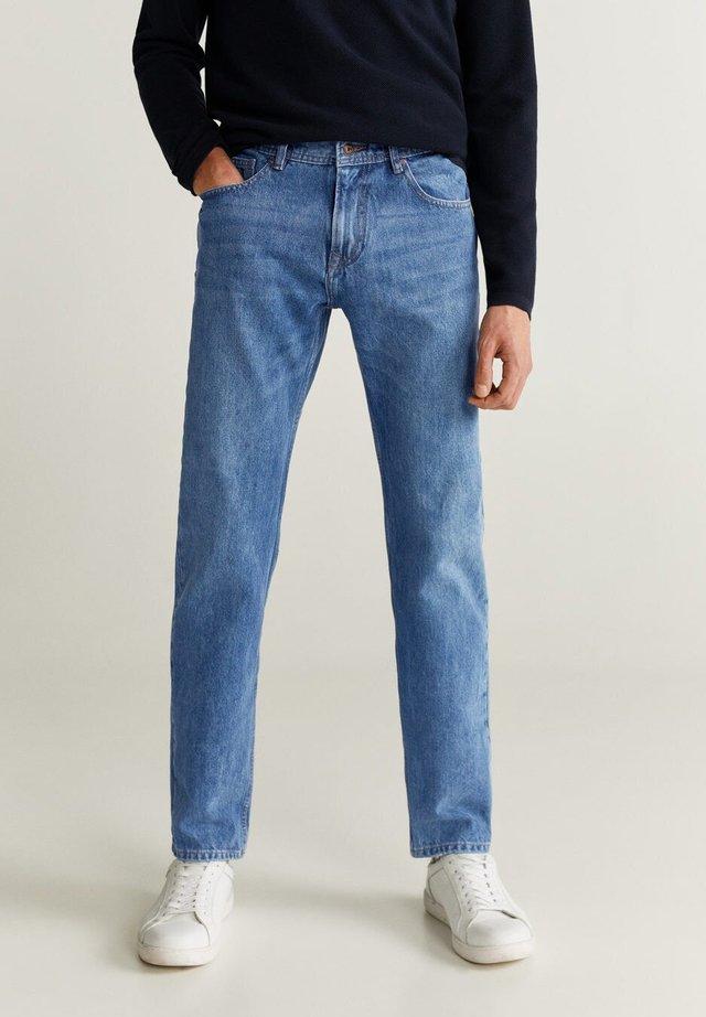 BOB - Jeans Straight Leg - mittelblau