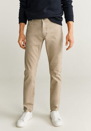 ALEX6 - Slim fit jeans - beige