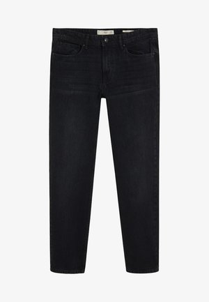 BOB - Jeans Straight Leg - black denim