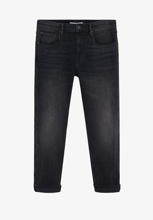 STEVE - Jeans slim fit - black denim