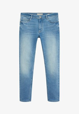 JUDE6 - Jean slim - licht vintage blauw