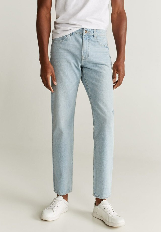 BOB - Jeans Straight Leg - hellblau