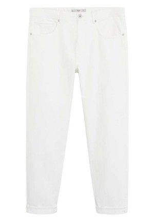 TERRY - Jeans fuselé - weiß