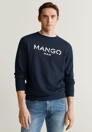 NEW - Sweater - dark navy blue