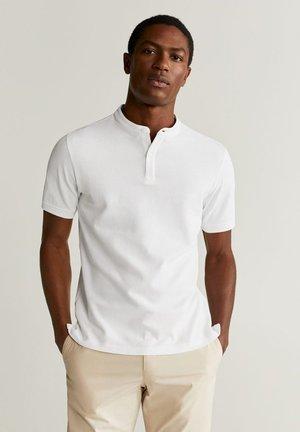 BRANCH - T-shirt basic - white