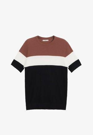 BOLD - Print T-shirt - bruin