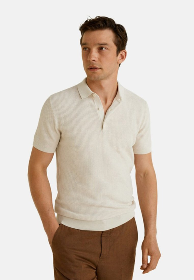 Mango - CAS - Polo shirt - beige
