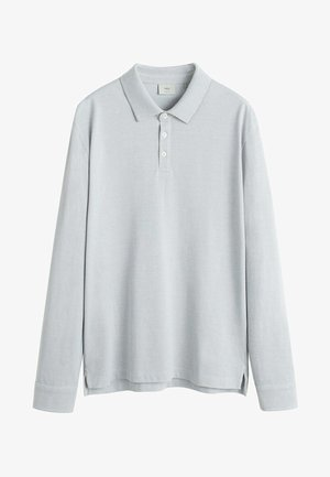 REGAT - Polo shirt - grey