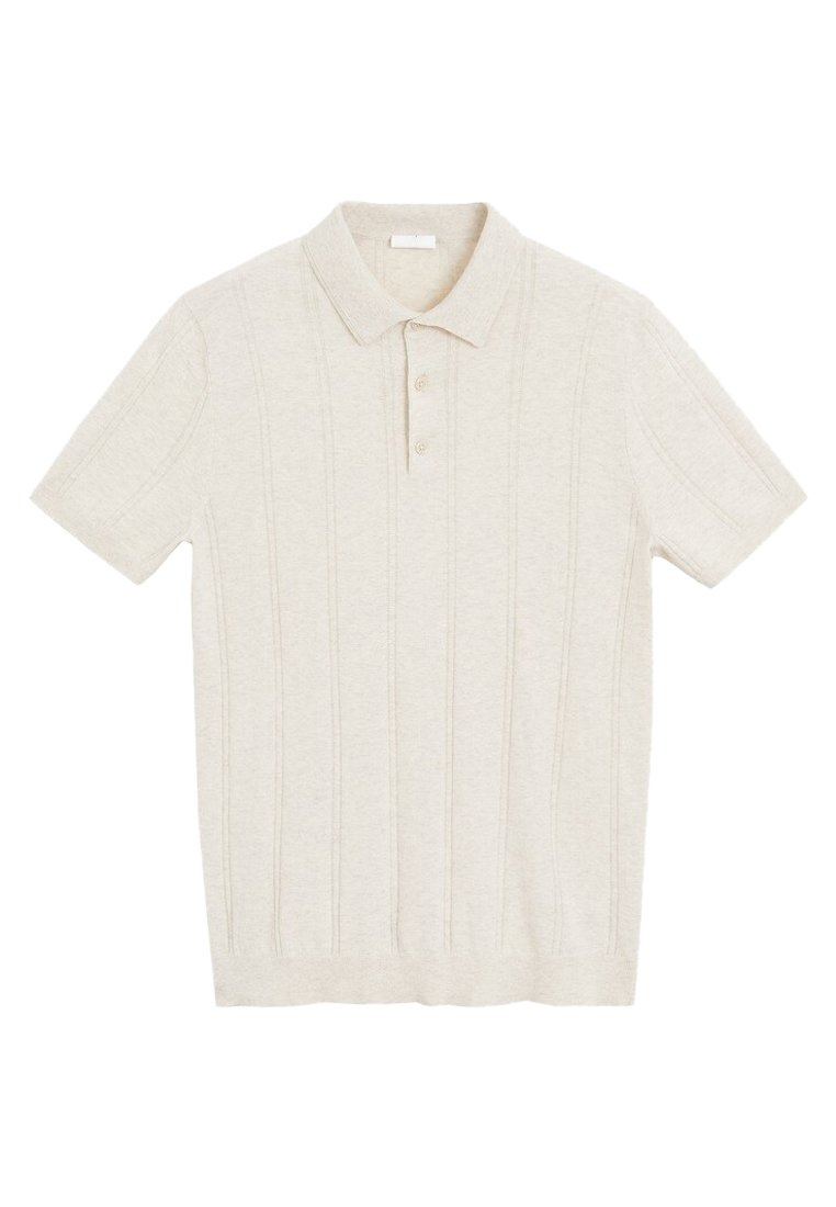 Mango LATER - Polo - beige