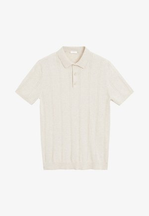 LATER - Polo shirt - beige