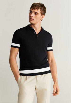 EUCA - Polo shirt - schwarz