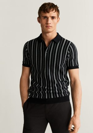 ROISIN - Polo shirt - schwarz