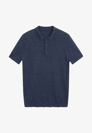 ANDREW - Polo shirt - Indigo blue