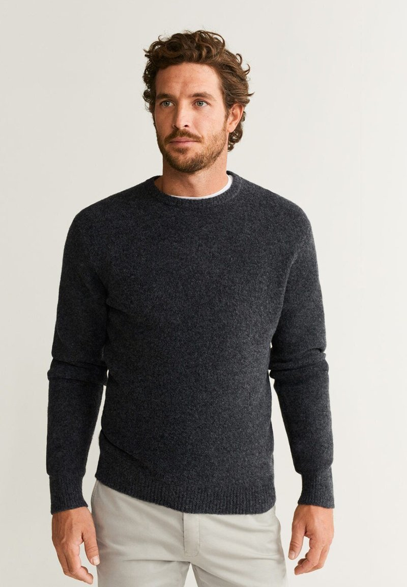 Mango - TORE - Pullover - dark gray