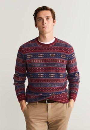 FAIR - Pullover - garnet