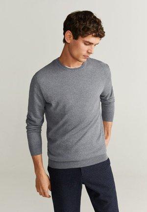 TEN - Trui - mottled grey