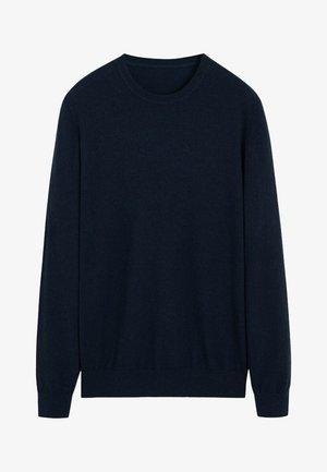 TEN - Pullover - navy blue