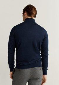 Mango - WILLYT - Pullover - navy blue - 2