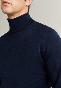 Mango - WILLYT - Pullover - navy blue - 4