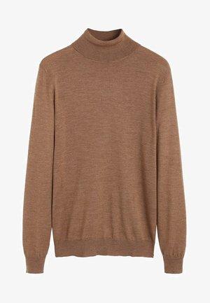 WILLYT - Pullover - medium brown