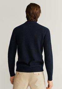 Mango - NEW - Cardigan - marineblau - 2