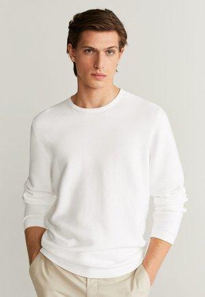 VINCA - Pullover - weiß