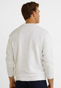 Mango - CLOVER - Sweatshirt - white - 1