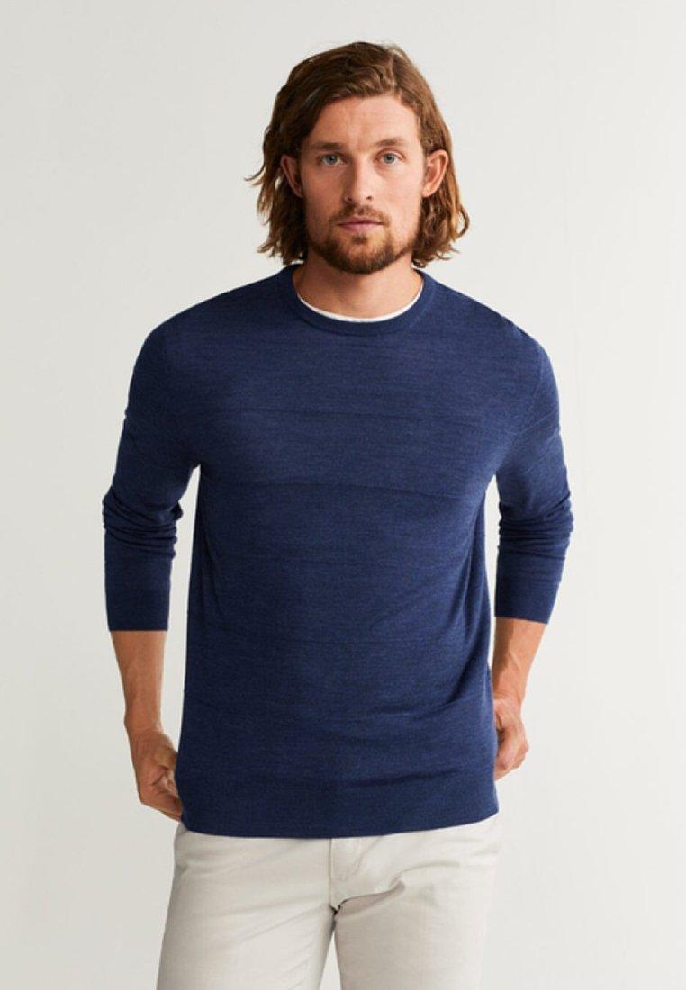 Mango - WILLYS - Sweatshirt - indigo blue