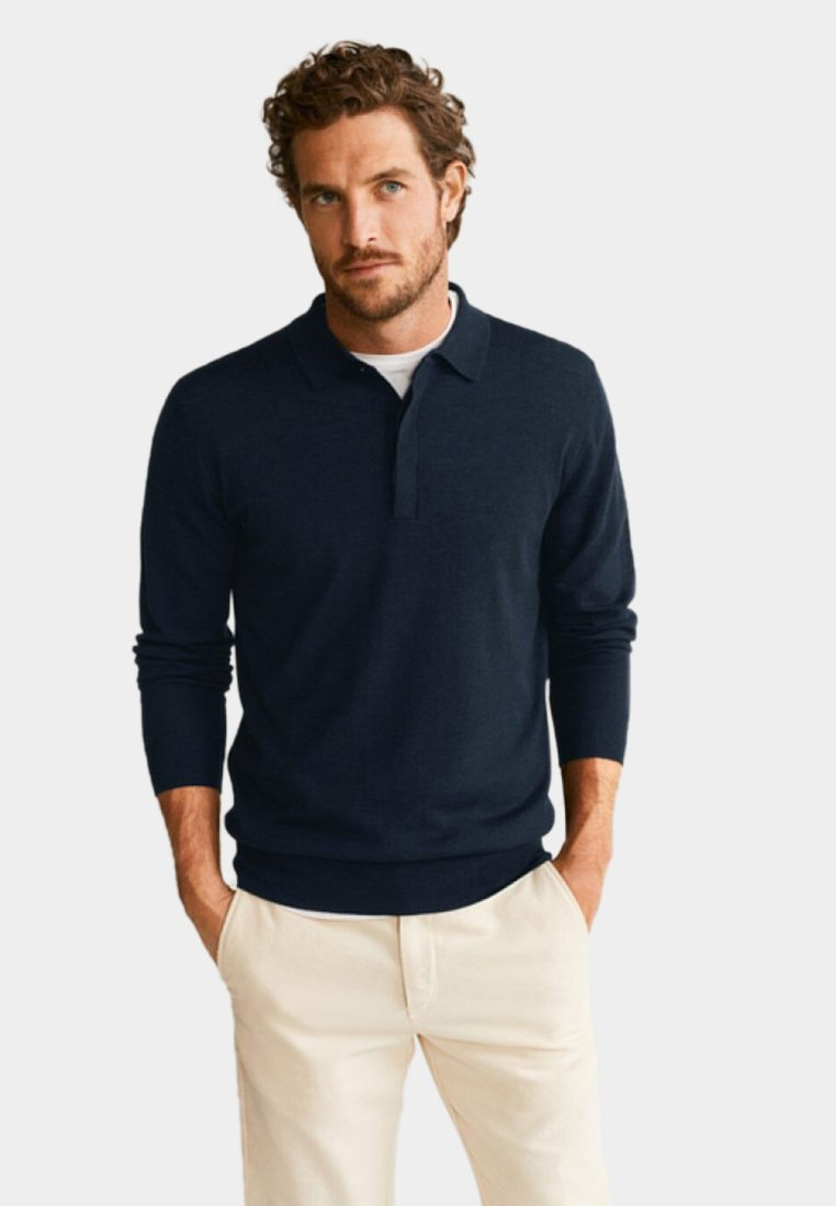 Mango - WILLY - Poloshirts - blue
