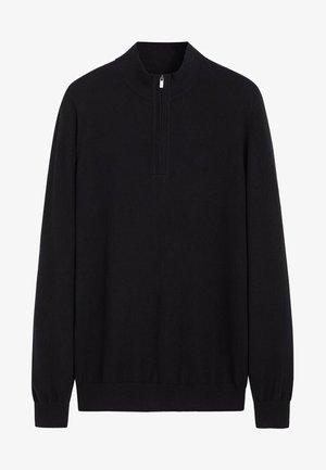 TENP - Pullover - black