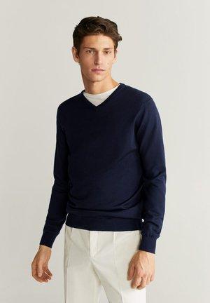 WILLYV - Jumper - marine blue