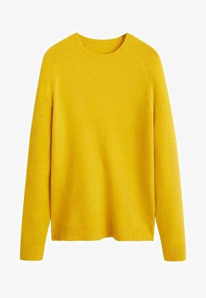 FOAM - Pullover - mustard yellow