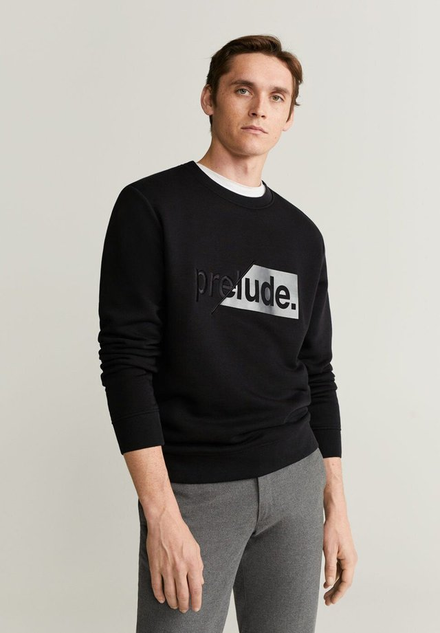 PRELUDE - Sweatshirt - black