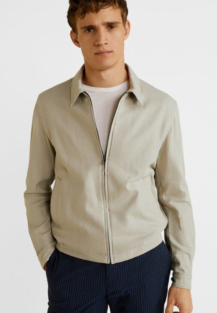 Mango - JAVIER - Summer jacket - beige