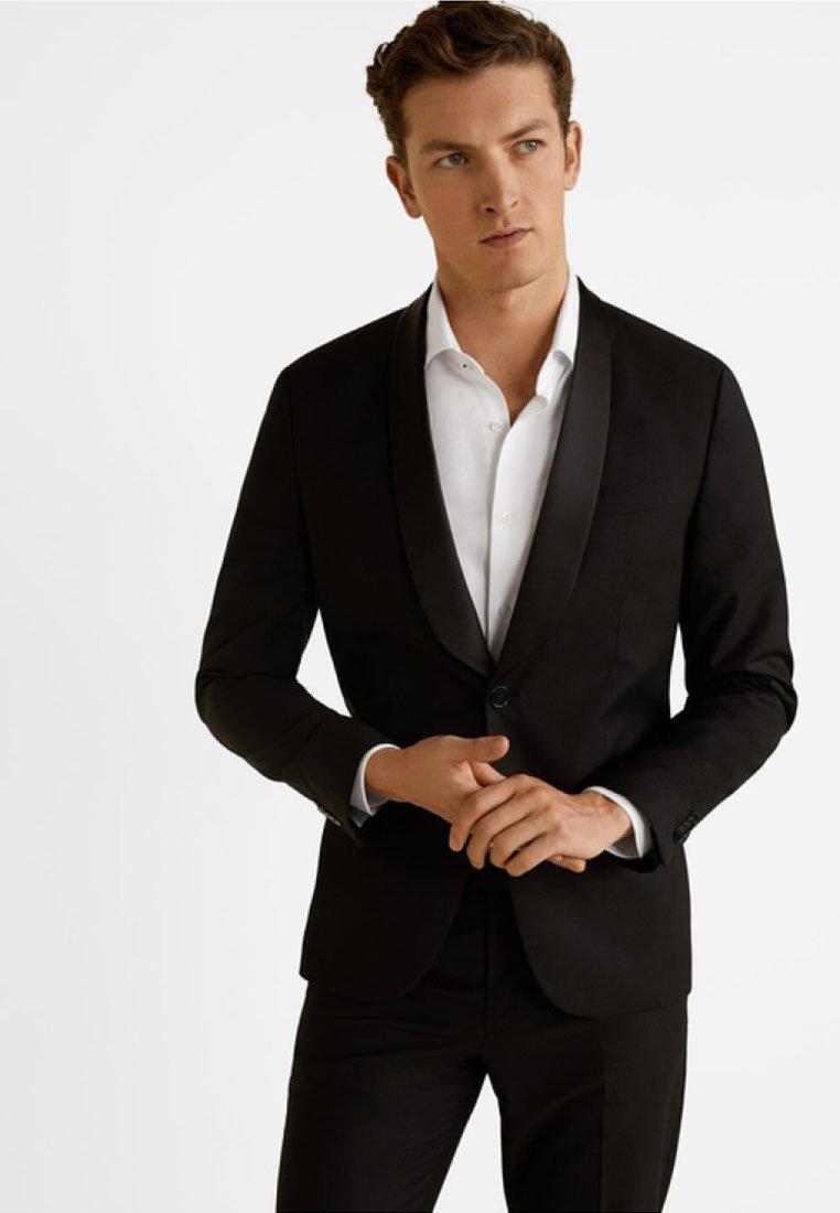 Mango - VEGAS - Blazer jacket - black