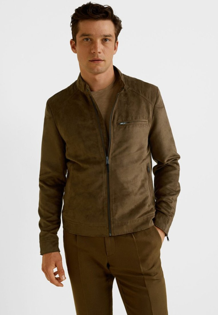 Mango - INDA - Outdoorjacke - medium brown