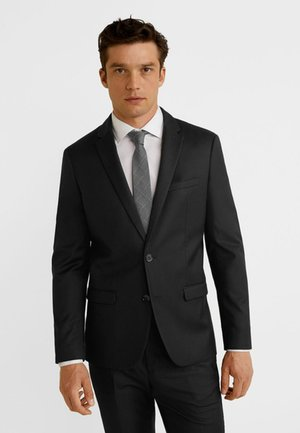 PAULO - Blazer jacket - black