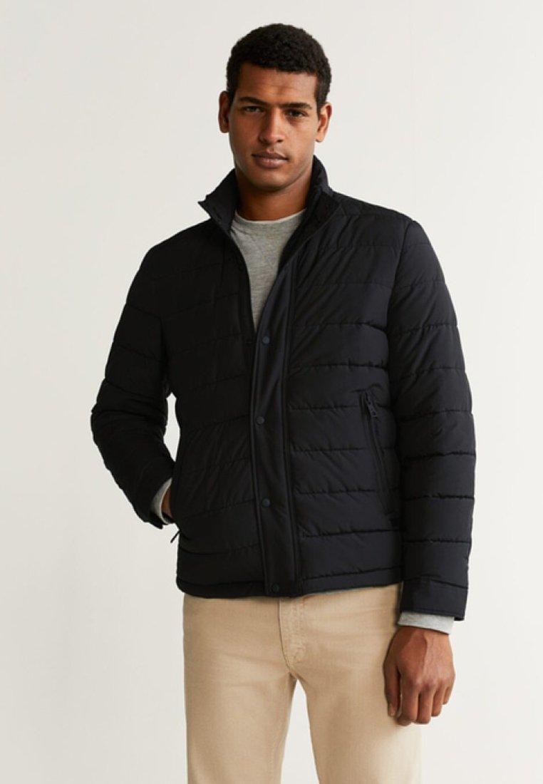 Mango - GORRY - Light jacket - black