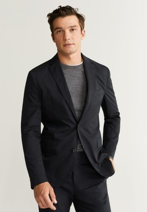 ESAOIRA - Blazer jacket - black