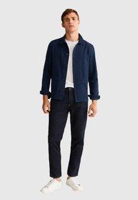 Mango - MELONA - Summer jacket - blue - 1