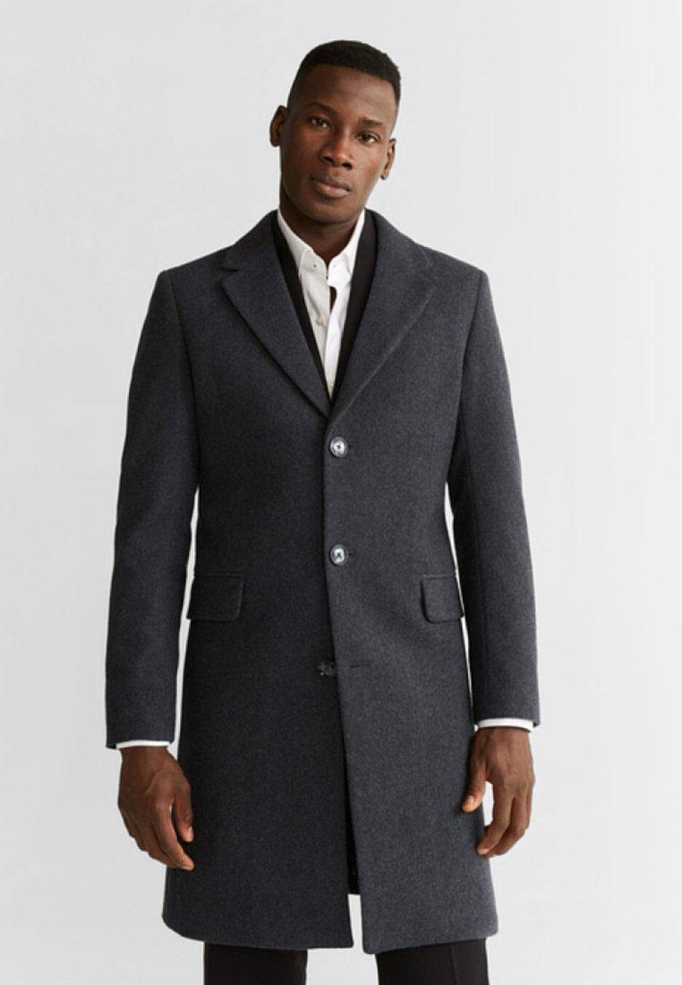 Mango - ARIZONA - Short coat - grey