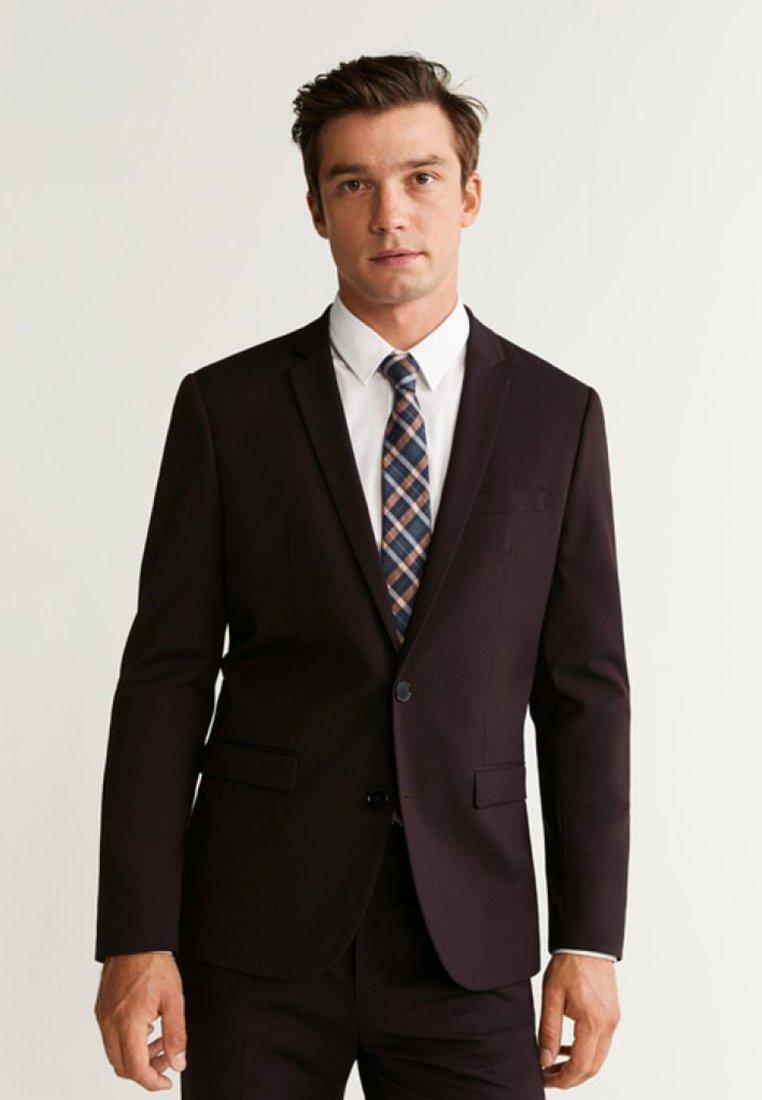Mango - PAULO - Blazer jacket - bordeaux